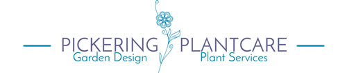 Pickering Plant Care Logo